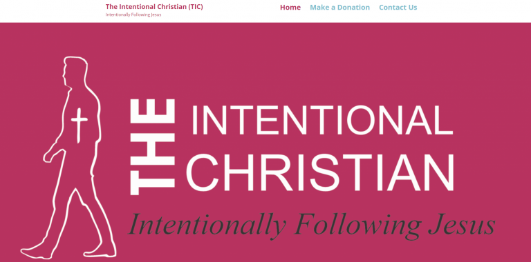 The Intentional Christian Blog