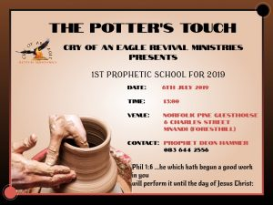 Potters Touch