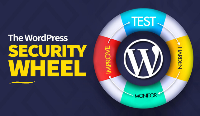 WordPress Security Wheel